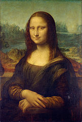 Mona Lisa Leonardo da Vinci Musée du Louvre