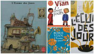 Portades franceses. Boris Vian.