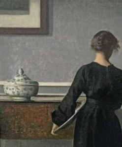 young-woman-from-behind 1904 vilhelm-hammershoi