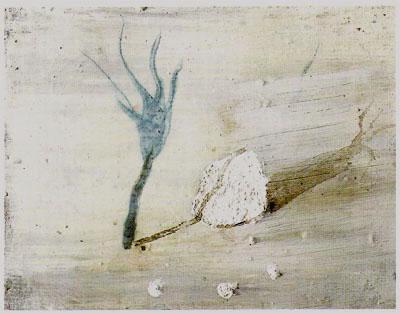 Petit mirage, Miquel Barceló, 1989
