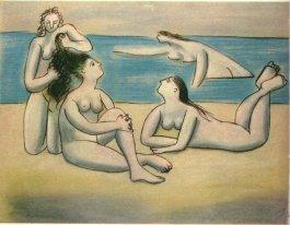 Bathers,1920 Pablo Picasso