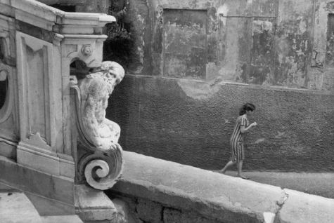 Napoli_Henri Cartier-Bresson_Magnum photos