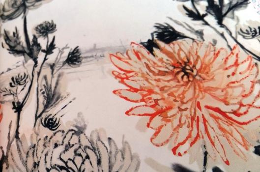 los crisantemos_Carmen Bueno